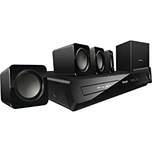 Philips HTS3541/F7 5.1 Home Theater 3D Blu-ray Player