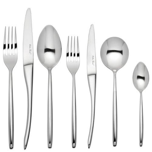 Polished 18/10 Stainless Steel Cutlery Set - Liquid Complete 84 Piece Cutlery Set Dining Set - the complete Cutlery Set range!