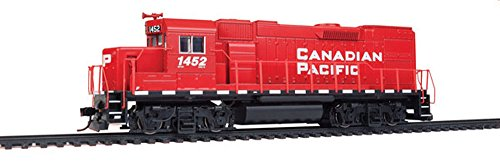 Walthers HO Scale EMD GP15 Diesel Locomotive Canadian Pacific/CP Rail #1452 (Ho Scale Canadian Pacific Engine compare prices)