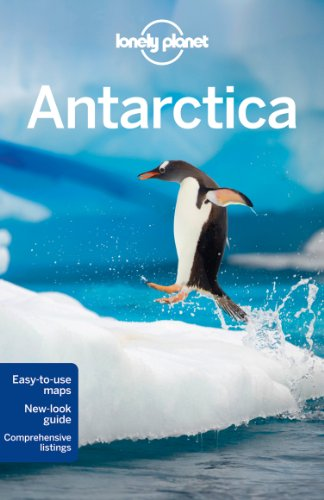 Antarctica 5 (Inglés) (Travel Guide)