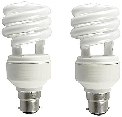 Osram-13-Watt-Spiral--CFL-Bulb-B22d-Yellow-(Pack-of-2)