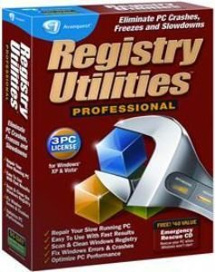 REGISTRY UTILITIES PRO (WIN XPVISTA)