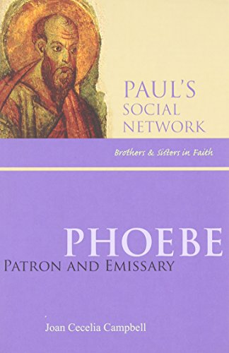 Phoebe: Patron and Emissary (Pauls Social Network) PDF