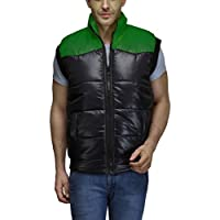 TSX Men's Nylon Cut Sleeve Jacket
