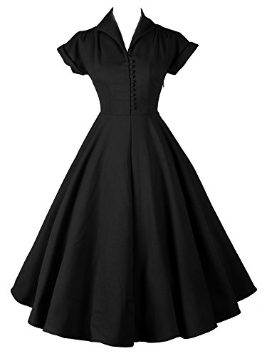 ILover Womens Classy Vintage 1940