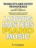 img - for The World's Greatest Piano Rags book / textbook / text book