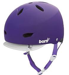 BERN Brighton Summer EPS Helmet with Visor from Bern