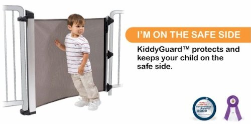 Buy Kiddy Guard Avant Retractable Child Safety Gate By Kiddy Guard
