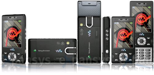 W995 Walkman (UK, Black)