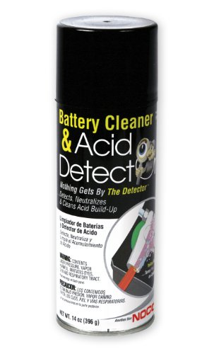 NOCO E404S Battery Cleaner and Acid Detector Aerosol - 14 oz.