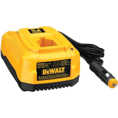 DEWALT DC9319 7.2-to-18-Volt 1-Hour Vehicle Charger