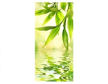 mantiburi design raumteiler green ambiance i gr n schiebe gardine fl chen vorhang paravent. Black Bedroom Furniture Sets. Home Design Ideas