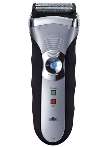 Braun Series 3 330-3 Electric Rechargeable Male Foil Shaver