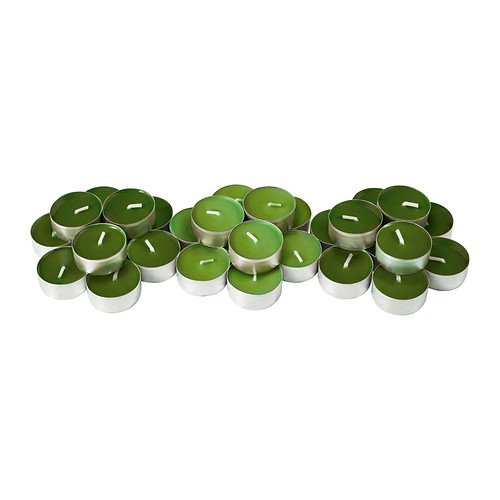 ikea-sinnlig-scented-tealight-crisp-apple-green-candles-30pack