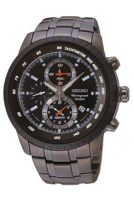 Seiko Men's Watches Chronograph SNAB53 - 2