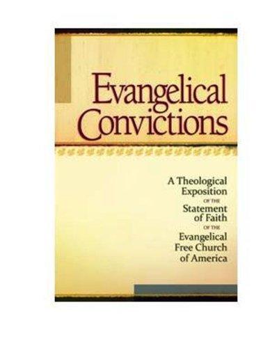 Evangelical Convictions PDF