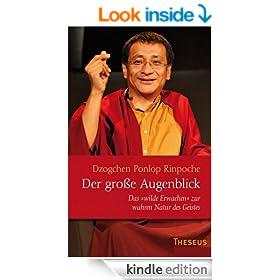 Der gro�e Augenblick: Das wilde Erwachen zur wahren Natur des Geistes (German Edition)