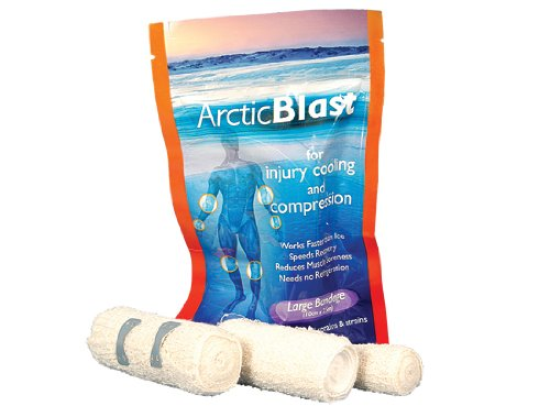 Good Quality- Arctic Blast Cold Bandages