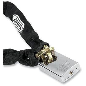 Abus Platinum 34 Chain Lock - 55in. x 10mm 4003318-24947-8