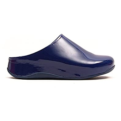 Fitflop Shuv Patent Electric Blue Womens - 3 UK / 36 EU