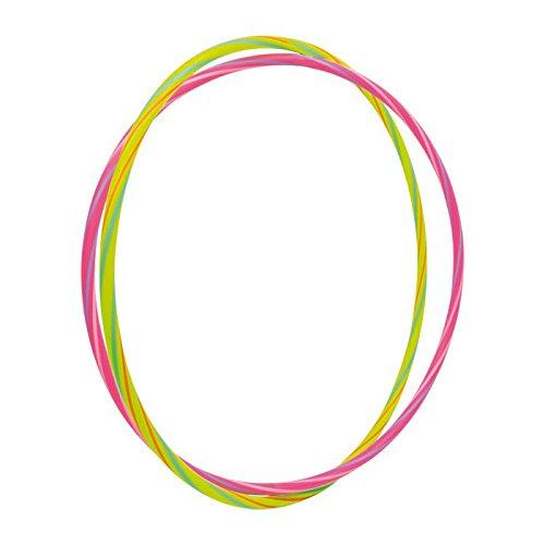 small-foot-company-6854-hula-hoop-set-da-2-pezzi-colore-fluo
