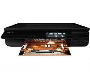 HP ENVY 120 e-All-in-One Printer-ML - Design amelioreEcran tactile haute resolution de 10-9 cm Apps mobiles - ePrint Scanner transparent Recto-verso automatiqueImpression en Wifi DirectBac papier avec une capacite de 80 feuilles Scan to mail-to folder-to