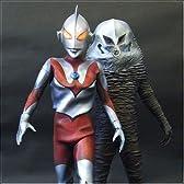 ■大怪獣シリーズ(R)「にせウルトラマン&ザラブ星人」 ナイトカラーVer.セット