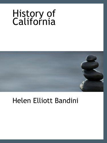 History of California