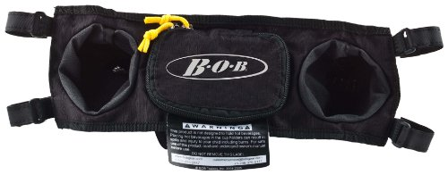 Bob Handlebar Console for Single Strollers, Black