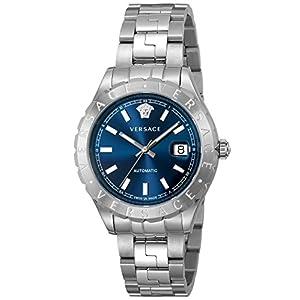 [ヴェルサーチ]VERSACE 腕時計 Hellenyium ブルー文字盤 VZI030017 メンズ 【並行輸入品】
