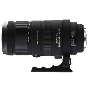 Sigma Téléobjectif  120-400 mm F4,5-5,6 APO DG OS HSM - Monture Sony