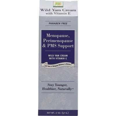 At Last Naturals, Inc. - Wild Yam Cream W/Vitamin E, 2 Oz Cream ( Multi-Pack)