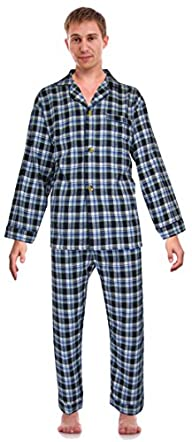 RK Classical Sleepwear Men's 100% Cot…