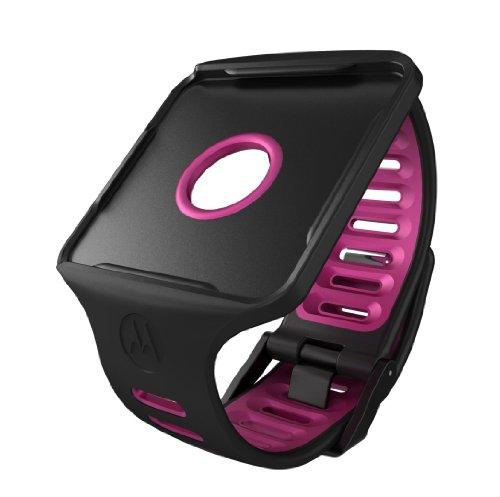 Motorola MOTOACTV Sports Wrist Strap - Pink Running Gps