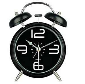 Creative Small Night Light Alarm Clock With