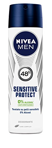 Nivea Deodorant Uomo Sensitive Protect Spray Men 150Ml