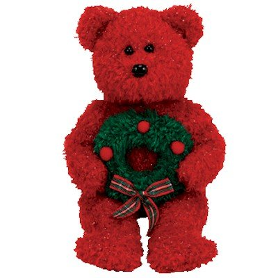 TY Beanie Babies 2006 Holiday Teddy