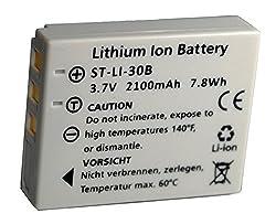 Replacement Battery Olympus Li- 30 B for Olympus Cameras