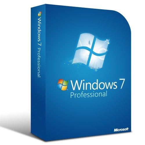 Windows 7 Professional SP1 64 bit (OEM)