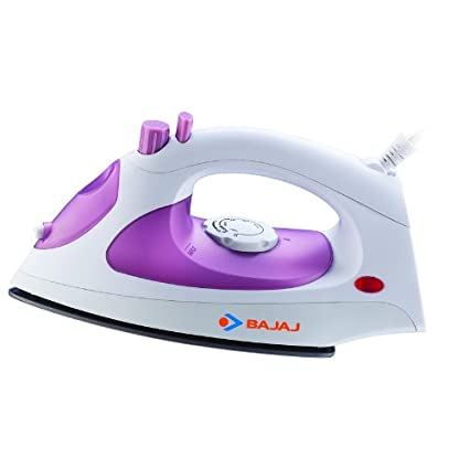 Bajaj-Majesty-MX1-1200W-Steam-Iron