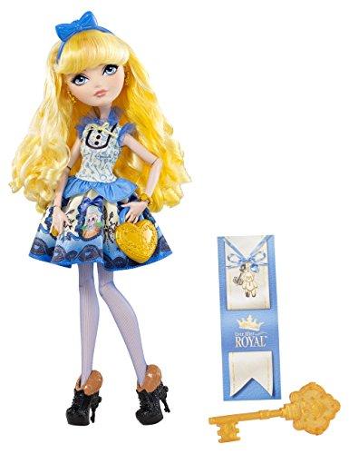 Mattel Ever After High BJG93 - Royal Blondie Lockes, Puppe
