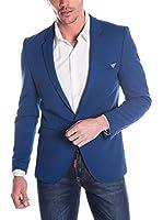 Giorgio Di Mare Chaqueta Clásica Hombre (Azul Índigo)