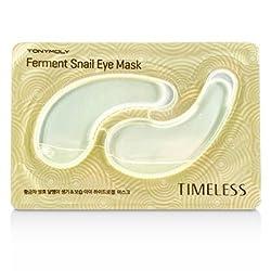 TonyMoly Timeless Ferment Snail Eye Mask - 5pairs