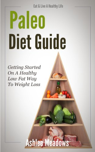 Paleo Diet Guide: Getting Started On A Healthy Low Fat Way To Weight Loss