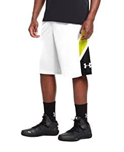 Under Armour Mens UA Ucantdenyit 12 Shorts by Under Armour
