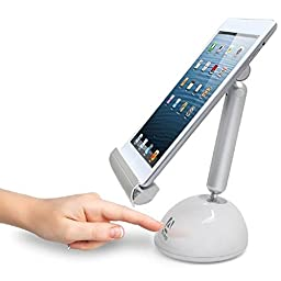 Aduro U-Light LED Touch Lamp and Tablet Stand for Apple iPad, Galaxy Tab, & all Tablets and e-Readers