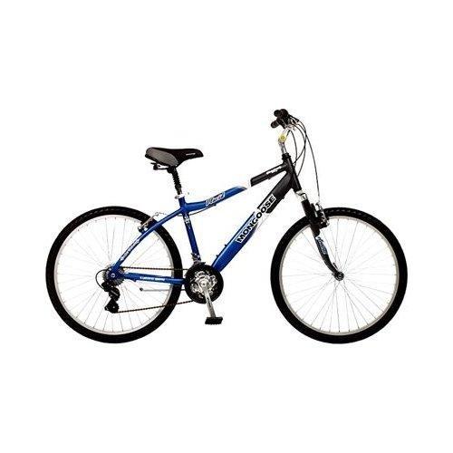 Mongoose Placid Men's Comfort Bike (26-Inch Wheels)