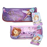 Sofia the First Pencil Pouch Assorted 1 Style