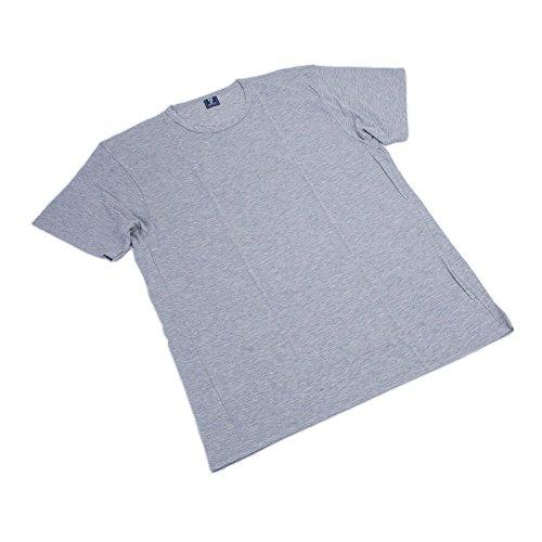 T-shirt taglie forti uomo Maxfort 501. 3 PZ - Nero, 10XL