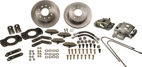SSBC A160-4 Rear Drum to Disc Brake Conversion Kit